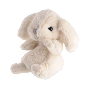 BUKOWSKI BEARS   Lovely White Kanini Rabbit